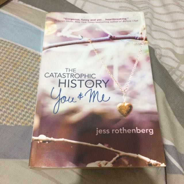 Reserved: The Catastrophic History Of You And Me