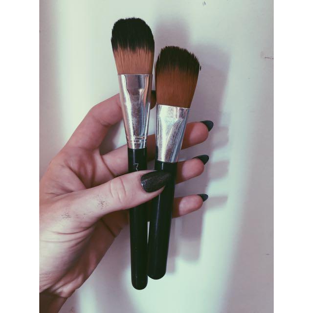 To Foundation Brushes