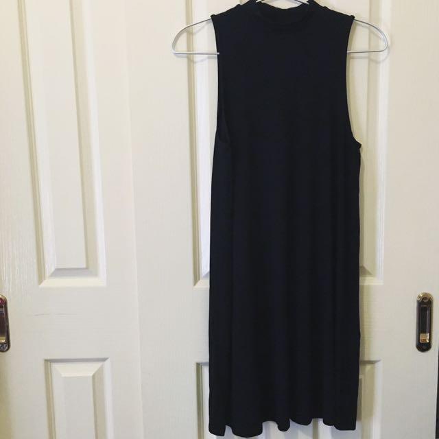 TOPSHOP Cotton Dress