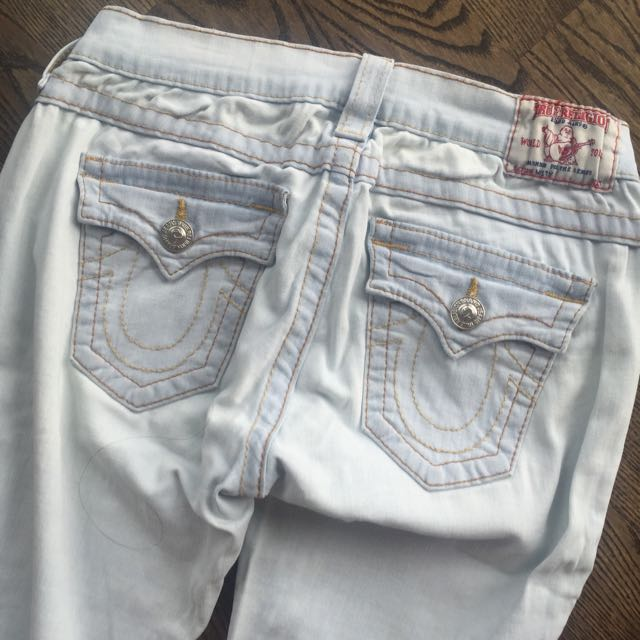 True Religion Jeans In Misty