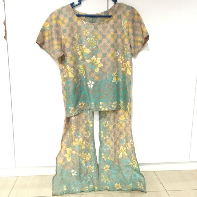 Unique Batik Top