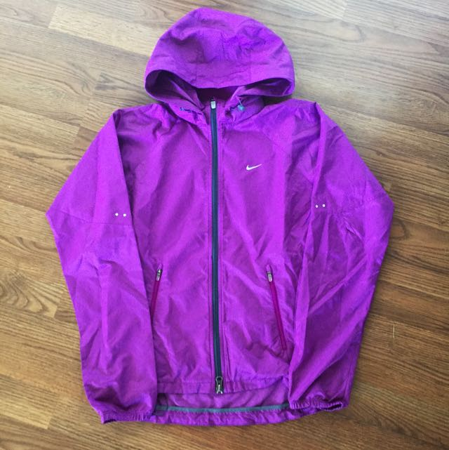 Women's Nike Zip Up Jacket