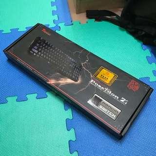 換鍵盤便宜賣 波賽頓Z 茶軸 五年保固