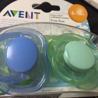 Avent Pacifier 6-18 Mons