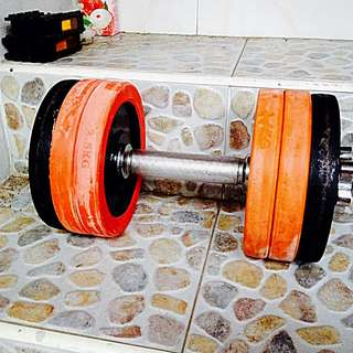 Quality Dumbell (1 Pc Only)
