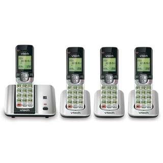 *REDUCED* VTech Cordless Phone CS6519-4