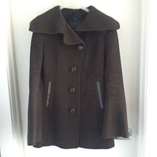 Brown Mackage Jacket In XS