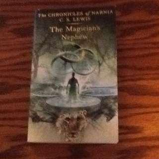 Narnia Book