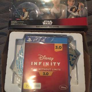 PS4 Infinity 3.0 Star Wars Set