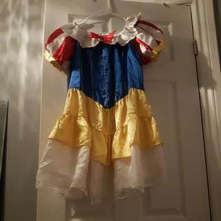 Women's Snow White Halloween Costume
