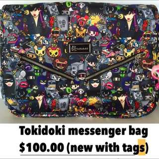 "*AUTHENTIC* ""Tokidoki"" Messenger Bag"
