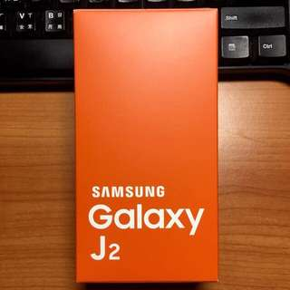 SAMSUNG GALAXY J2 8GB 金色