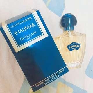 ✨guerlain shalimar -75ml香水✨