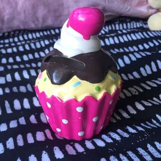 Cupcake Money Jar