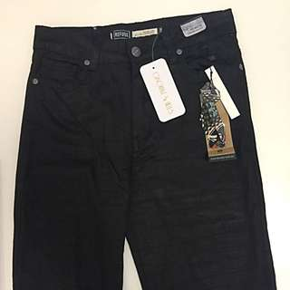 High Waisted Black Skinnies ~new With Tags