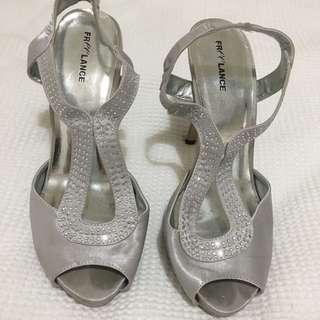Freelance Silver Heels