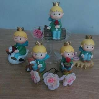 Little Prince Figurines Restocked