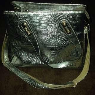 silver bag import