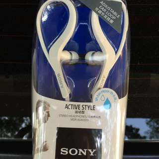 Sony Sports Headphones