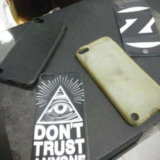 #CASEPAHE FOR IPOD TOUCH 5