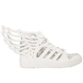 Authentic Adidas JS Wings 2.0 Cut Out White
