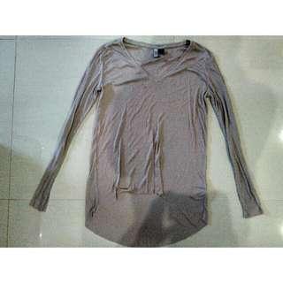 Baju Long Sleeve H&M
