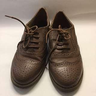 vintage old shoes