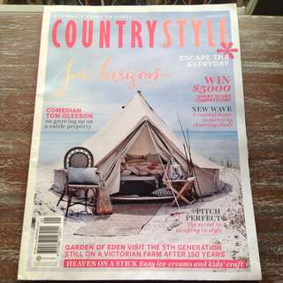 Country Style (Aus) Jan'16