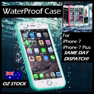 Iphone 7 / Plus WaterProof ShockProof DirtProof Thin Case Cover