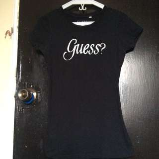 Authentic Guess Tee