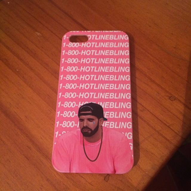 1800-Hotline Bling iPhone 5s Case