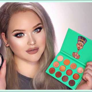 Pending Juvia's Place The Nubian Eyeshadow Palette