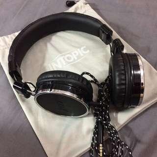 Intopic 耳機