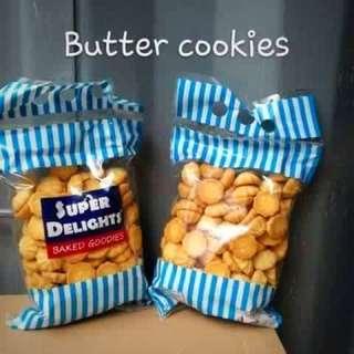 Snackers (butter cookies)