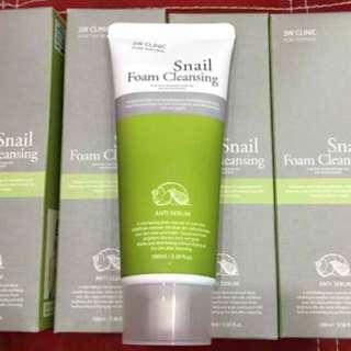 3W Snailfoam Cleanser