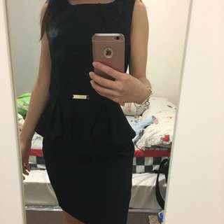 Black Dress (size 8)
