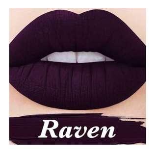 Lime Crime Velveteen Raven