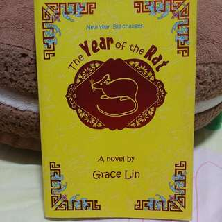 The Year Of Rat By GRACE LIN