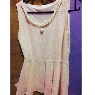 Dress Pink Muda