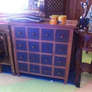 4x4 drawer