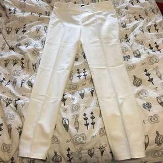 White Pants - M