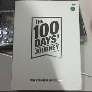 WIN'S EPILOGUE DVD WITH PHOTOCARDS