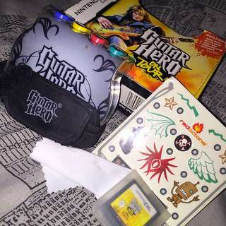 Guitar Hero For Ds
