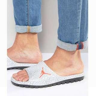 Jordan拖鞋