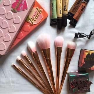 FREE POSTAGE ❗️Set Brush Makeup (7pcs)