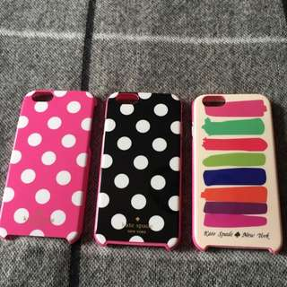 Kate Spade iPhone 6S Cases
