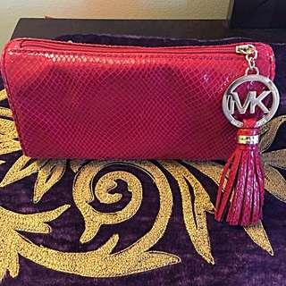 Authentic Michael Kors Makeup Bag