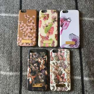 Ted Baker iPhone 6S Cases
