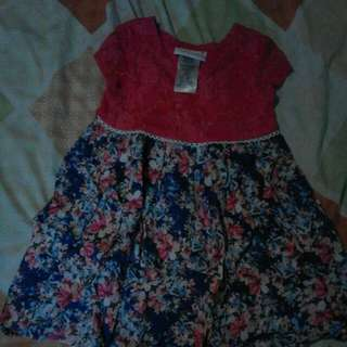 Ashley Ann Toddler Dress