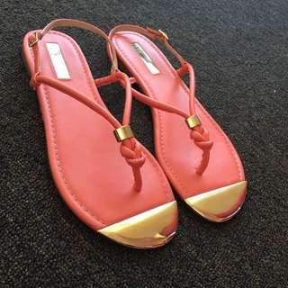 INC Flat Sandals